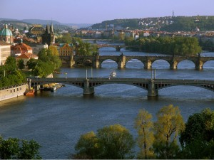 prague.bridges